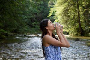脱水症予防
